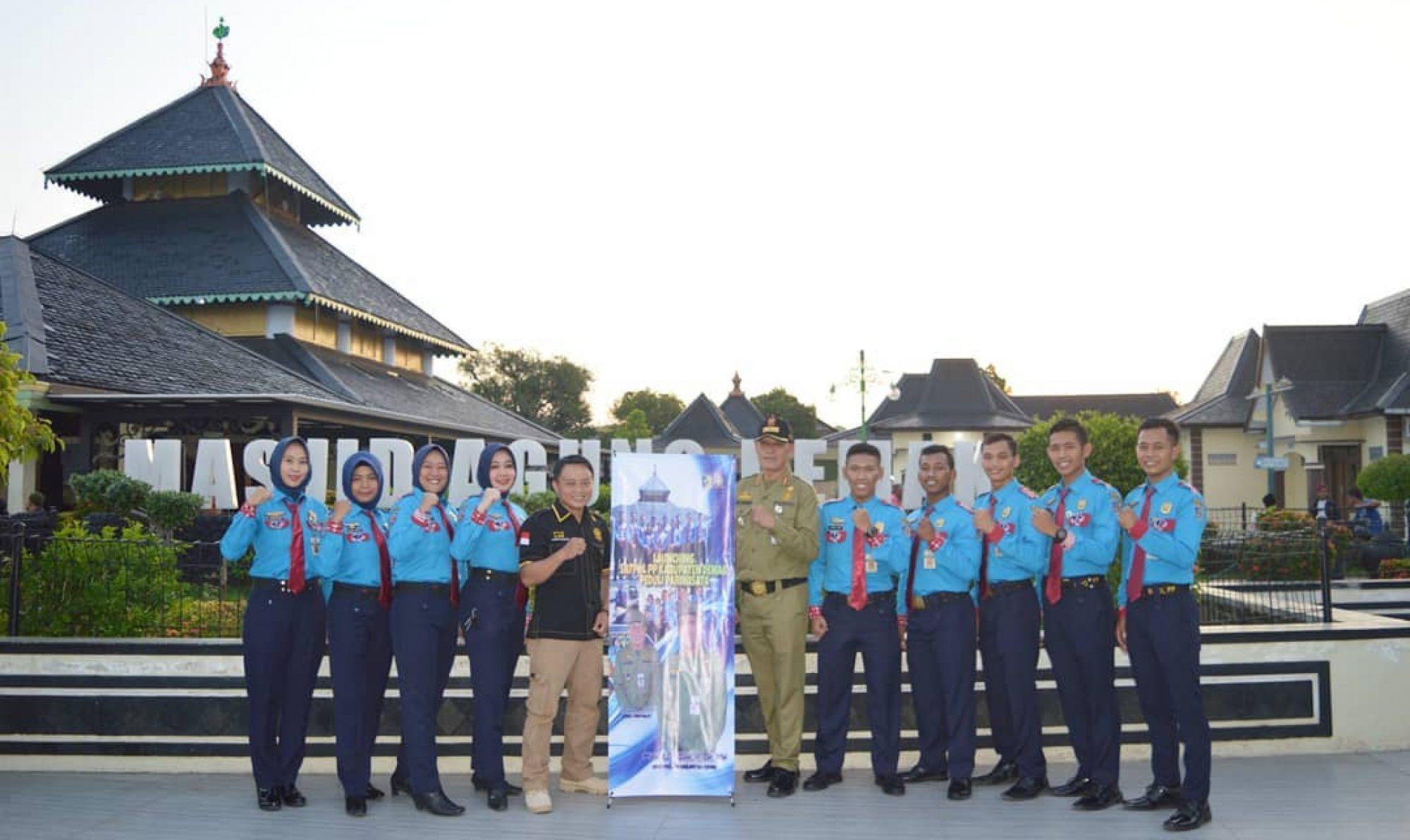 SATUAN POLISI PAMONG PRAJA KABUPATEN DEMAK